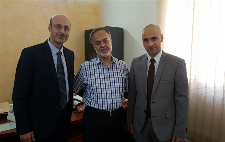 eSchool and Al-Iman Schools in lebanon signs a contract